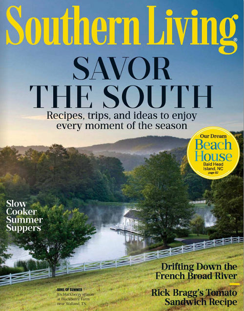 Overhead Door Blog Southern Living S 2017 Idea House