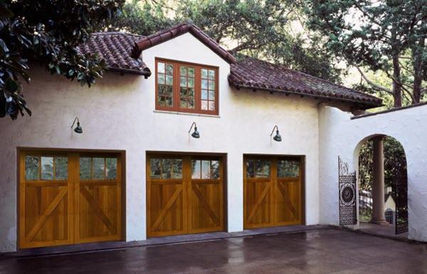 Wood Garage Door Replacement