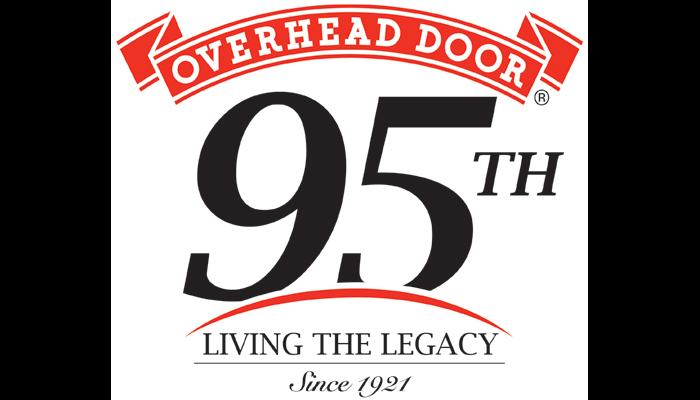 Overhead Door selling for 95 years
