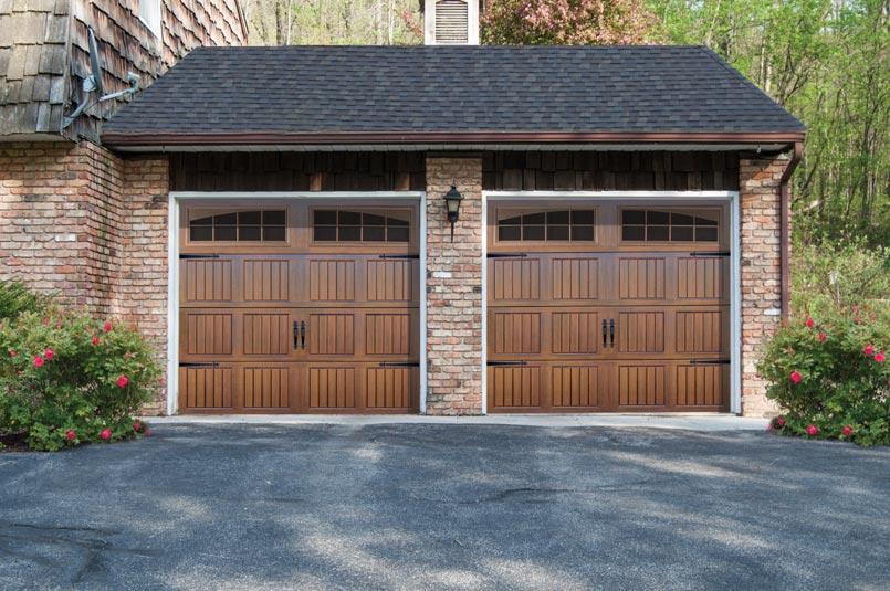 Wind Load Thermacore Garage Door