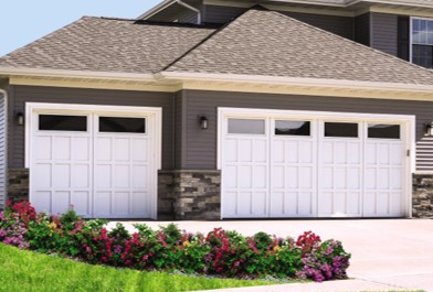 garage door from the Courtyard Collection