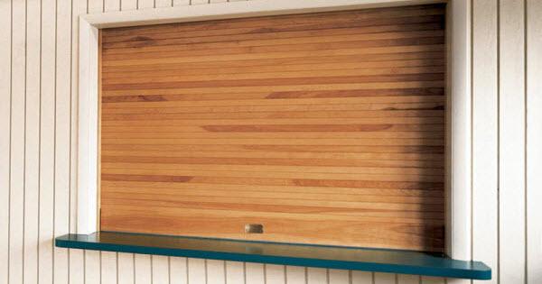 Wood Counter Doors 665