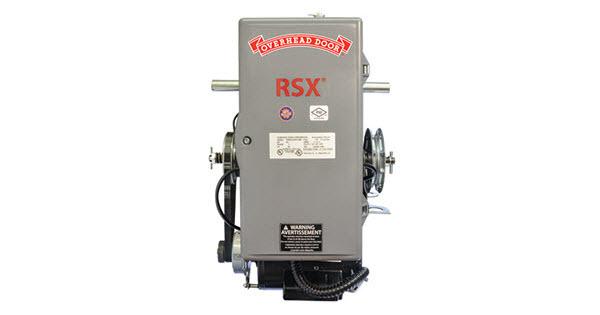 Rsx Fire Door Operator