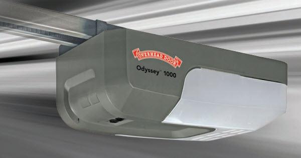 Garage Door Opener - Odyssey 1000 chain on