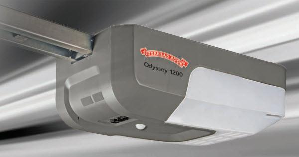 Garage Door Opener Odyssey 1200 Screw