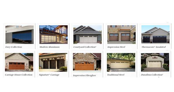 home garage doors prices