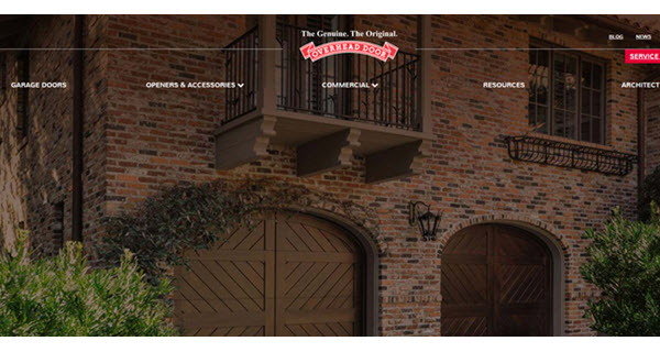 Garage Doors From Overhead Door Include Residential Garage Doors And