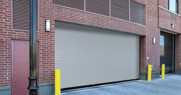 Heavy Duty Springless Service Doors 610S