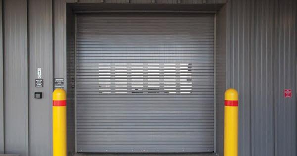 Insulated Springless Service Door Model 625s