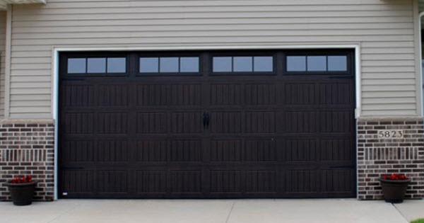 Insulated Garage Doors | Overhead Door Thermacore® Steel