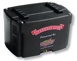 garage door opener battery backup