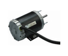 Commerical door operator motor